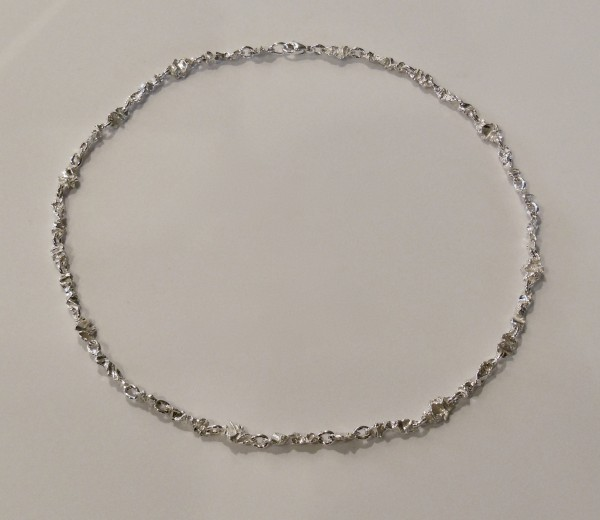Silberkette Silverstar